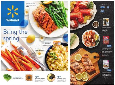 Walmart Weekly Ad Flyer March 17 to March 30