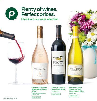 Publix (AL, FL, GA, NC, SC, TN) Weekly Ad Flyer March 18 to August 4
