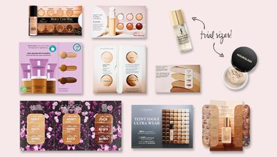Sephora Canada Foundation Sample Bag Launches Today + Up to 50% Off Sale