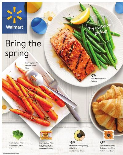 Walmart Weekly Ad Flyer March 31 to April 4
