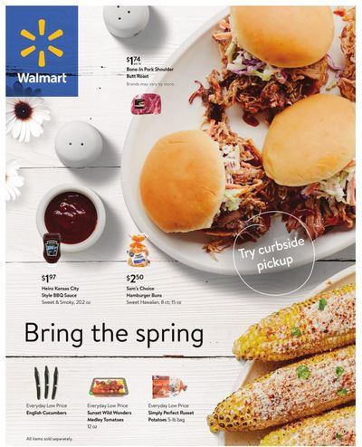 Walmart Weekly Ad Flyer April 5 to April 27