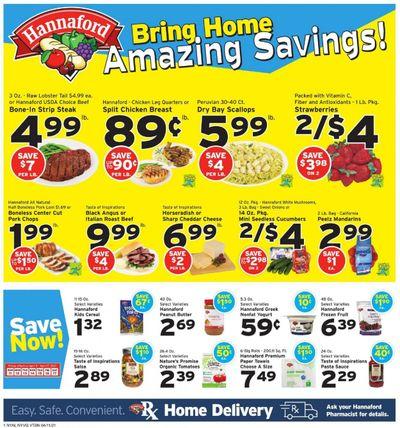 Hannaford (NY) Weekly Ad Flyer April 11 to April 17