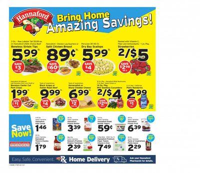 Hannaford (NH) Weekly Ad Flyer April 11 to April 17