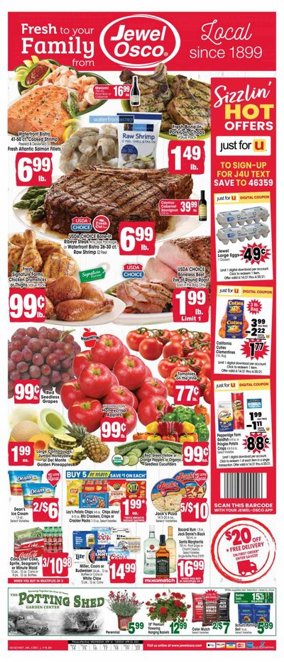 Jewel Osco (IL) Weekly Ad Flyer April 14 to April 20