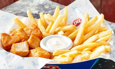 Unbreaded-Bites PUSH  at Dairy Queen