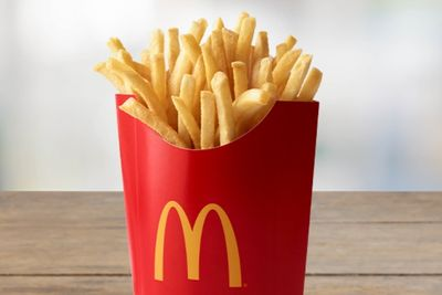 McDonald's $1 Large Fries Deal!