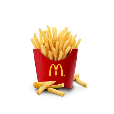 FREE Large Fries with McDonald's App Download: Exclusive McDonald's Deals