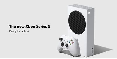 Introducing NEW Xbox Series S