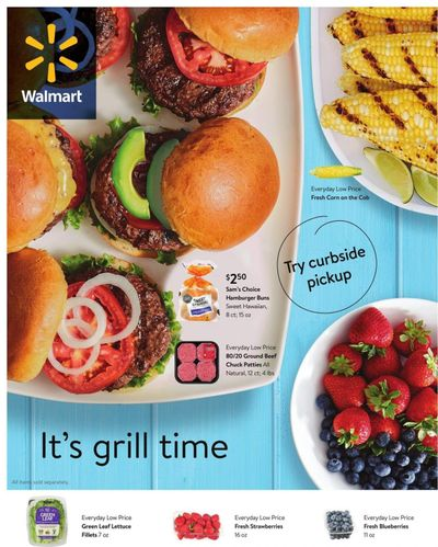 Walmart Weekly Ad Flyer April 28 to June 1