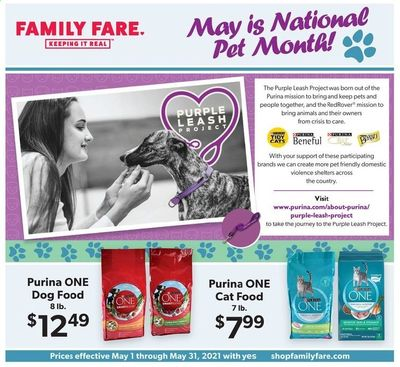 Family Fare Weekly Ad Flyer May 1 to May 31