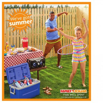 Family Dollar Weekly Ad Flyer May 2 to May 15