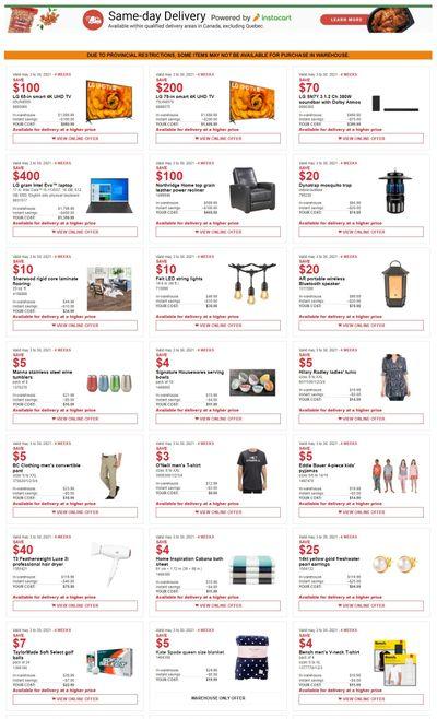 Costco Weekly Savings May 3 to 30