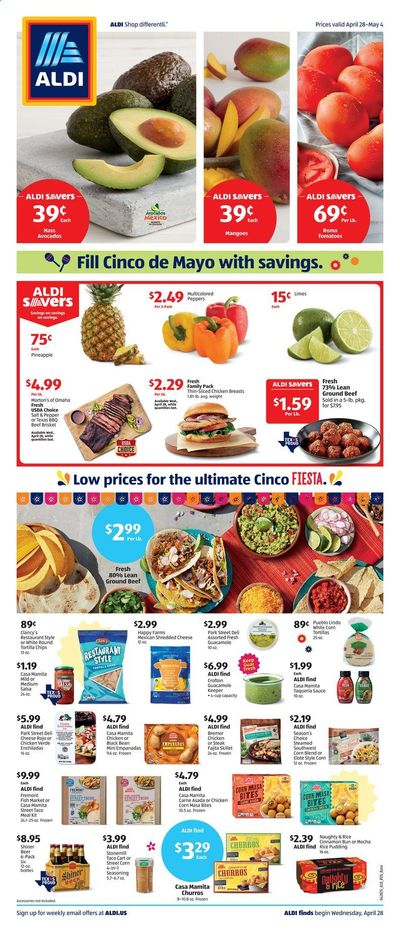 ALDI (TX) Weekly Ad Flyer April 28 to June 4