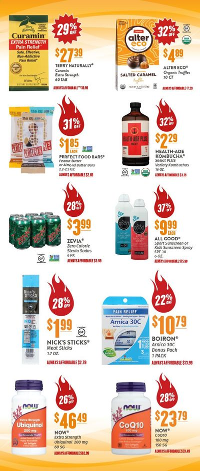 Natural Grocers Weekly Ad Flyer May 13 to May 15