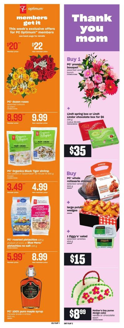 Loblaws (ON) Flyer May 6 to 12