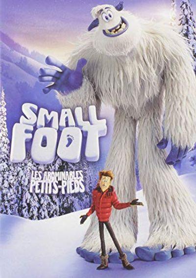Smallfoot (Bilingual) $8 (Reg $10.00)