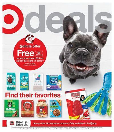 Target Weekly Ad Flyer May 9 to May 15