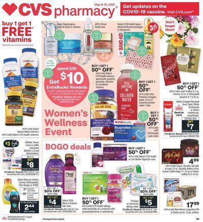 CVS Pharmacy Weekly Ad Flyer May 9 to May 15