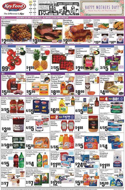 Key Food (NY) Weekly Ad Flyer May 7 to May 13