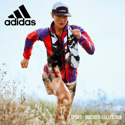 Adidas Weekly Ad Flyer May 7 to May 14