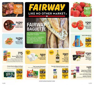 Fairway Market (CT, NJ, NY) Weekly Ad Flyer May 7 to May 13