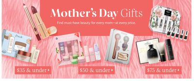 Sephora Canada Mother's Day Sale: Buy Online & Pick Up In-Store to Save 10% Off + More