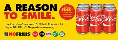 No Frills Canada Coupons: Get A Free 6 Pack of Coca-Cola Mini Cans!