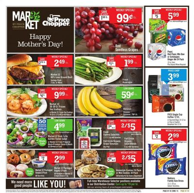 Price Chopper (CT, MA, NY, PA, VT) Weekly Ad Flyer May 9 to May 15