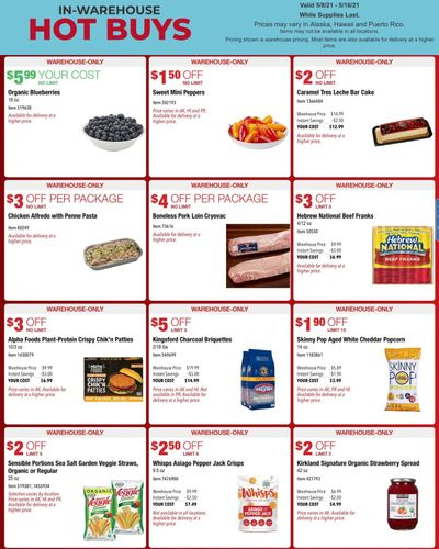Costco Weekly Ad Flyer May 8 to May 16