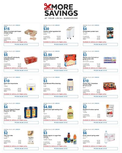 Costco Business Centre Instant Savings Flyer May 10 to 23