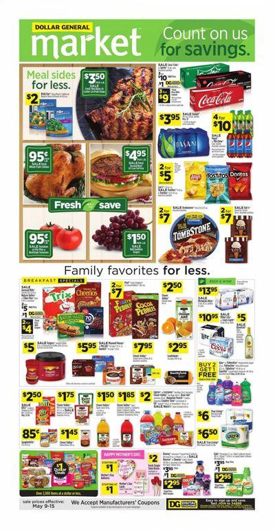 Dollar General (GA) Weekly Ad Flyer May 9 to May 15