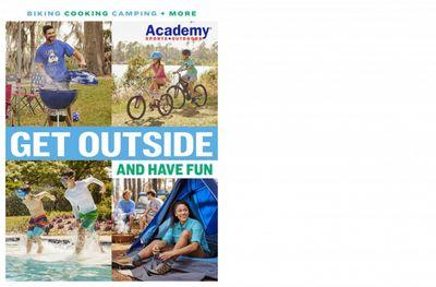 Academy Sports (AL, AR, GA, LA, MO, NC, SC, TN, TX) Weekly Ad Flyer May 10 to May 31