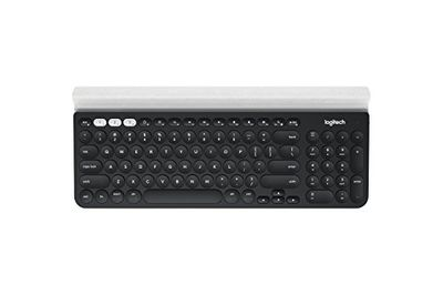 Logitech K780 Multi-Device Wireless Keyboard for Computer, Phone and Tablet – Logitech Flow Cross-Computer Control Compatible – Speckles $79.99 (Reg $99.99)