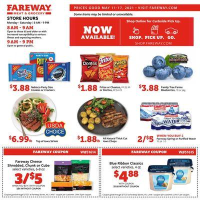 Fareway (IA) Weekly Ad Flyer May 11 to May 17