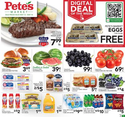 Pete's Fresh Market (IL) Weekly Ad Flyer May 12 to May 18