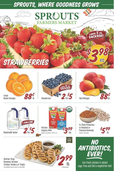 Sprouts Weekly Ad Flyer May 12 to May 18