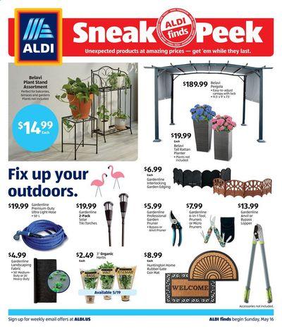 ALDI (KY, MI, MN, NJ, NY, OH, PA, VT, WV) Weekly Ad Flyer May 16 to May 22