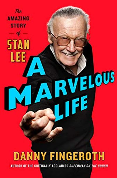 A Marvelous Life: The Amazing Story of Stan Lee $23.98 (Reg $39.99)