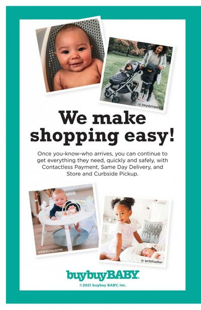 buybuy BABY Weekly Ad Flyer May 5 to December 31