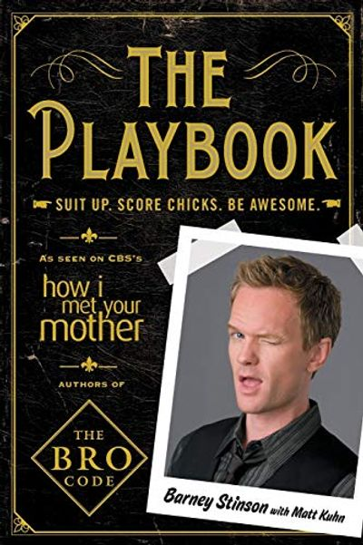 The Playbook: Suit up. Score chicks. Be awesome. $10.73 (Reg $19.99)