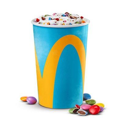 McDonald's Canada Smarties McFlurry Is Back