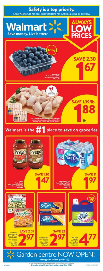 Walmart (ON) Flyer May 13 to 19