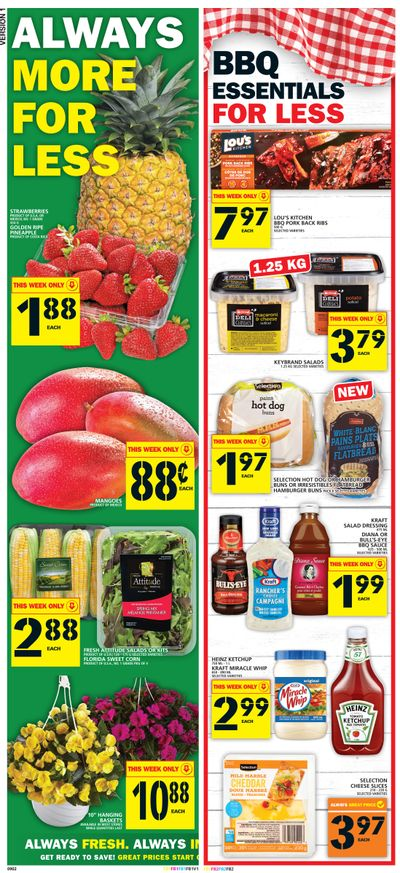 Food Basics Flyer May 13 to 19