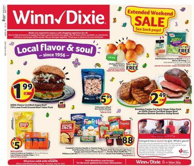 Winn Dixie (AL, FL, GA, LA) Weekly Ad Flyer May 12 to May 18