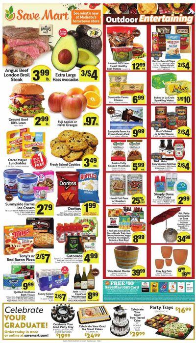 Save Mart (CA, NV) Weekly Ad Flyer May 12 to May 18