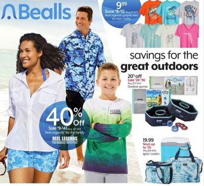 Bealls Florida (FL) Weekly Ad Flyer May 12 to May 18