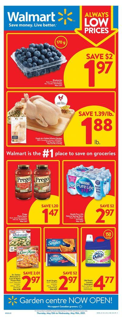 Walmart (Atlantic) Flyer May 13 to 19