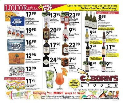 Coborn's (MN, SD) Weekly Ad Flyer May 12 to May 18