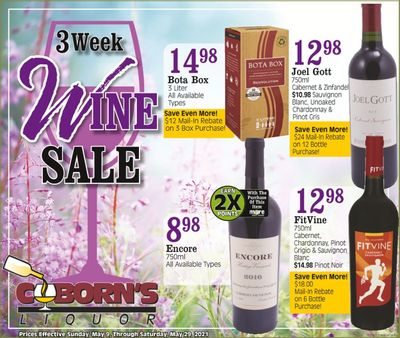 Coborn's (MN, SD) Weekly Ad Flyer May 9 to May 29