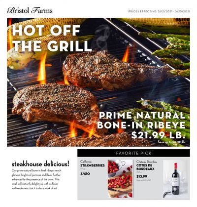 Bristol Farms (CA) Weekly Ad Flyer May 12 to May 25